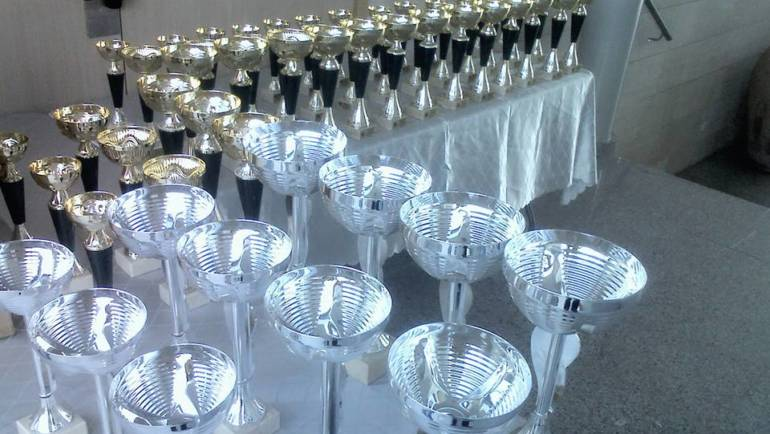 Trophies Ready!
