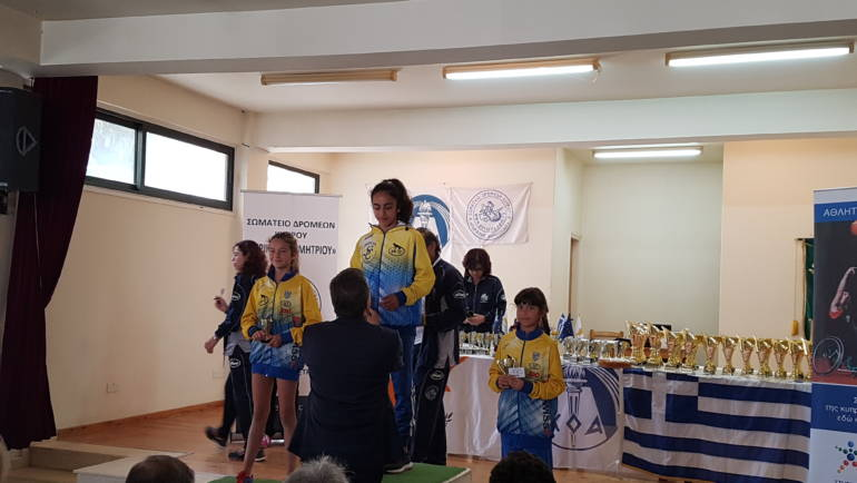 Lizards at Pervolia Race, Larnaca – Sunday 21/01/2018