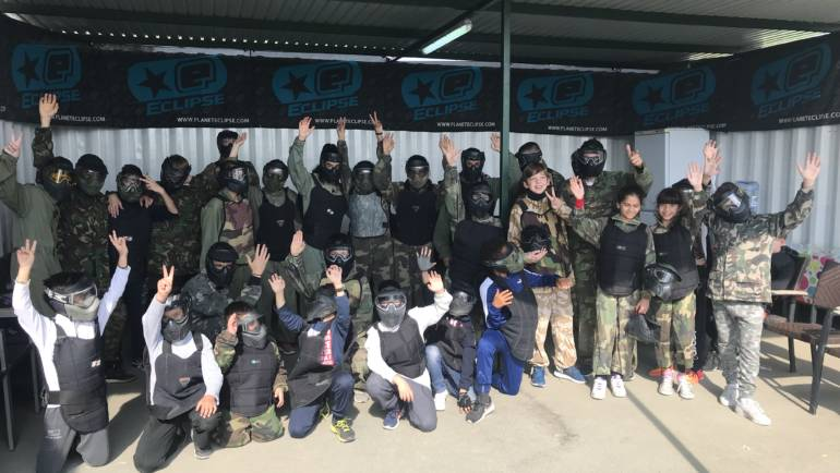 Paintball Tournament 3/2/2018
