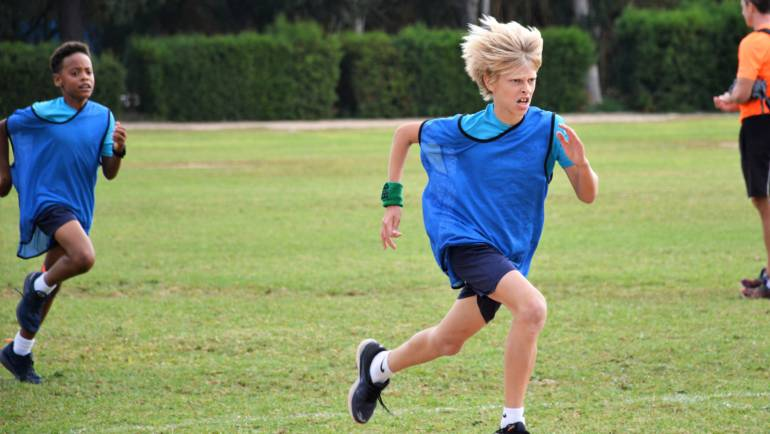InterSchools Cross Country Competition 2018