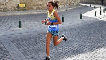 Alicia's record-breaking Radisson Blu Larnaca Marathon!