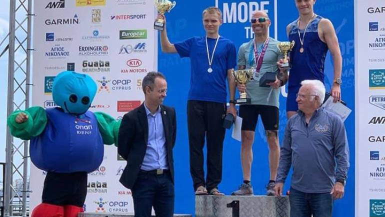 Limassol Marathon 2019 A Huge Success for Lizards Team
