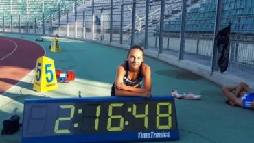 Lizards' Anna Makkoutide wins 1st Place in U18s in Greece