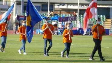 Lizards Volunteering at European Athletics League Cup